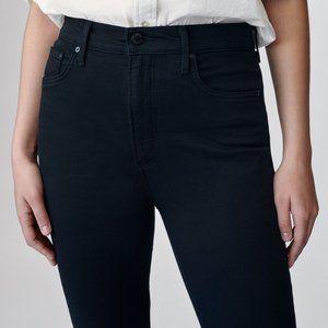 DENIM FORUM The Lola High Rise Skinny Jean -32W